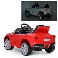 Детский электромобиль Bambi M 3177 EBLR-3 Mercedes, красный