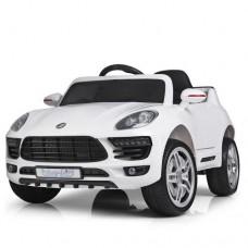 Детский электромобиль Bambi M 3178 EBLR-1 Porsche Macan, белый