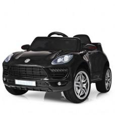 Детский электромобиль Bambi M 3178 EBLR-2 Porsche Macan, черный