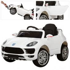 Детский электромобиль Bambi M 3178 EBR-1 Porsche Macan, белый