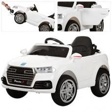 Детский электромобиль Bambi M 3179 EBLR-1 Audi, белый