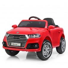 Детский электромобиль Bambi M 3179EBLR-3 Audi, красный