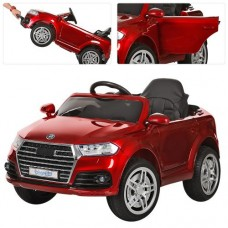 Детский электромобиль Bambi M 3179 EBLRS-3 Audi Style, красный
