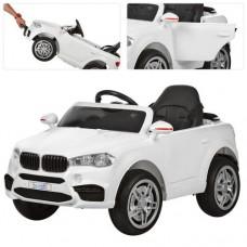 Детский электромобиль Джип Bambi M 3180 EBLR-1 BMW, белый