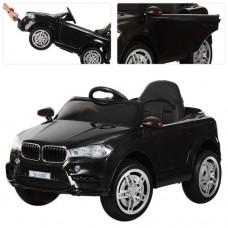 Детский электромобиль Джип Bambi M 3180 EBLR-2 BMW, черный