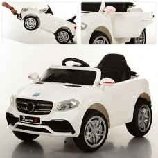 Детский электромобиль Джип Bambi M 3181 EBLR-1 Mercedes, белый
