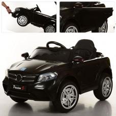 Детский электромобиль Джип Bambi M 3181 EBLR-2 Mercedes, черный