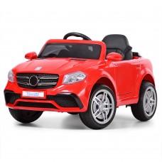 Детский электромобиль Джип Bambi M 3181 EBLR-2 Mercedes, красный