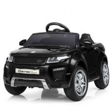 Детский электромобиль Джип Bambi M 3213 EBLR-2 Land Rover, черный