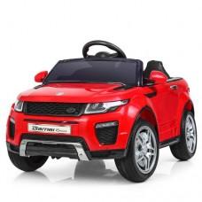 Детский электромобиль Джип Bambi M 3213 EBLR-3 Land Rover, красный