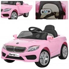Детский электромобиль Bambi M 3270 EBLR-8 BMW, розовый