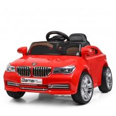 Детский электромобиль Bambi M 3271 EBLR-3 BMW, красный