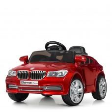 Детский электромобиль Bambi M 3271 EBLRS-3 BMW, красный