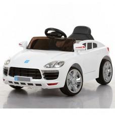 Детский электромобиль Bambi M 3272 EBLR-1 Porsche, белый