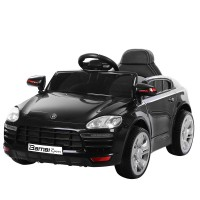 Детский электромобиль Bambi M 3272 EBLR-2 Porsche, черный