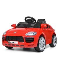 Детский электромобиль Bambi M 3272 EBLR-3 Porsche, красный