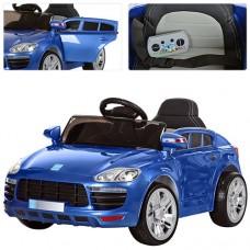 Детский электромобиль Bambi M 3272 EBLRS-4 Porsche, синий