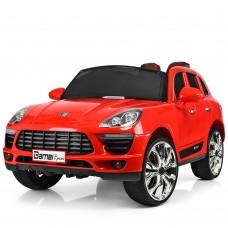 Детский электромобиль Bambi M 3289 EBLR-3 Porsche, красный