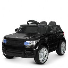 Детский электромобиль Джип Bambi M 3402 EBLR-2 Land Rover, черный