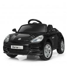 Детский электромобиль Bambi M 3446 EBLR-2 Porsche, черный