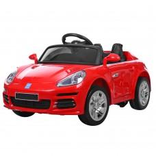 Детский электромобиль Bambi M 3446 EBLR-3 Porsche, красный