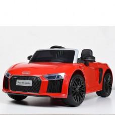 Детский электромобиль Bambi M 3449 BR-3 Audi, красный