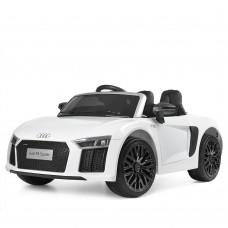 Детский электромобиль Bambi M 3449 EBLR-1 Audi, белый