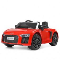 Детский электромобиль Bambi M 3449 EBLR-3 Audi, красный