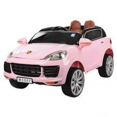 Детский электромобиль Bambi M 3557 EBLR-8 Porsche, розовый