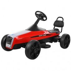 Детский электромобиль Карт Bambi M 3566 E-3, красный