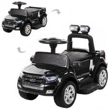 Детский электромобиль каталка толокар Bambi M 3574 ELS-2 Ford Rover, черный