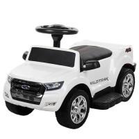Детский электромобиль каталка толокар Bambi M 3575 EL-1 Ford Rover, белый