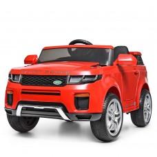 Детский электромобиль Джип Bambi M 3580 EBLR-3 Land Rover, красный