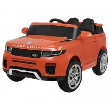 Детский электромобиль Джип Bambi M 3580 EBLR-7 Land Rover, оранжевый