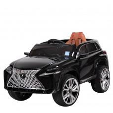 Детский электромобиль Джип Bambi M 3584 EBLRS-2 Lexus, черный