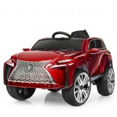 Детский электромобиль Джип Bambi M 3584 EBLRS-3 Lexus, красный