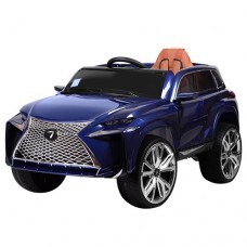 Детский электромобиль Джип Bambi M 3584 EBLRS-4 Lexus, синий