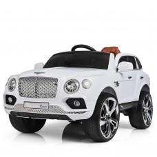 Детский электромобиль Bambi M 3586 EBLR-1 Bentley, белый