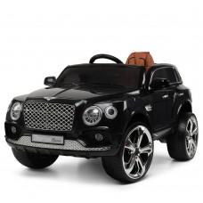 Детский электромобиль Bambi M 3586 EBLR-2 Bentley, черный