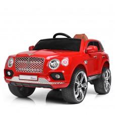 Детский электромобиль Bambi M 3586 EBLR-3 Bentley, красный