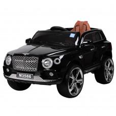 Детский электромобиль Bambi M 3586 EBLRS-2 Bentley, черный