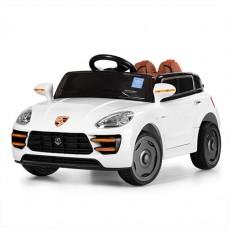 Детский электромобиль Bambi M 3588 EBLR-1 Mercedes, белый