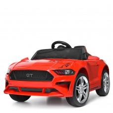 Детский электромобиль Bambi M 3632 EBLR-3 Ford Mustang GT, красный