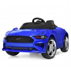 Детский электромобиль Bambi M 3632 EBLR-4 Ford Mustang GT, синий