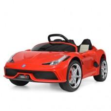 Детский электромобиль Bambi M 3661 EBLR-3 Ferrari, красный