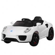 Детский электромобиль Bambi M 3666 EBLR-1 Ferrari, белый