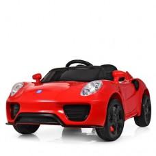 Детский электромобиль Bambi M 3666 EBLR-3 Ferrari, красный