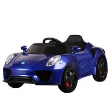 Детский электромобиль Bambi M 3666 EBLRS-4 Ferrari, синий
