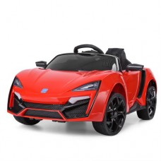 Детский электромобиль Bambi M 3672 EBLR-3 Lamborghini, красный