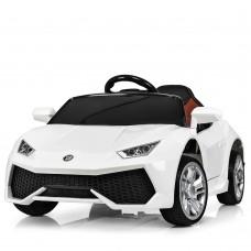 Детский электромобиль Bambi M 3826 EBLR-1 Lamborghini, белый